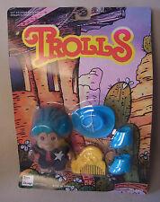 Vintage Trolls OVP Cowboy Troll / Gnome / Zwerge Fantasy