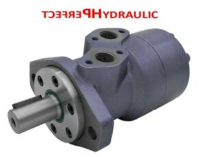 BMR 100 OMR 100 OMP SMR 100 Replace Danfoss Hydraulic Motor Orbital Shaft 25mm
