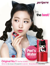 2 PERIPERA Peri's Tint Water 8ml, Lip Tint/Color, US Seller!  $9.99!