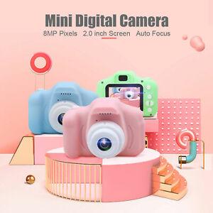 Mini Digital Camera HD 1080P LCD Children Camera Toy Xmas Gift for Kids K2G2