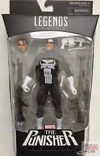 "THE PUNISHER JIM LEE Exclusive HASBRO Marvel Legends 2016 6"" inch ACTION FIGURE"