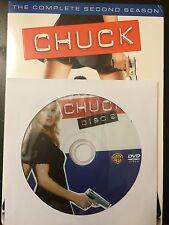 Chuck – Season 2, Disc 2 REPLACEMENT DISC (not full season)