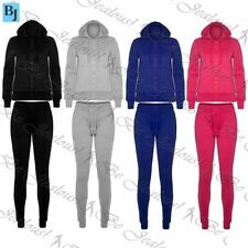 Cotton Tracksuit Hooded Plain Hoodies & Sweats for Women