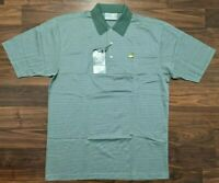 New Augusta National Golf Shop Masters Collection Mens Polo Golf Size Large
