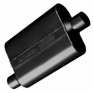 Flowmaster 42441 40 Series Muffler - 2.25 Offset In / 2.25 Center Ou