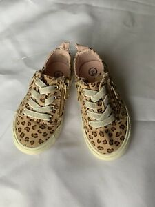 Cat And Jack Leopard Tennis Toddler Girl Size 6