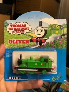 Original ERTL Boxed THOMAS The TANK ENGINE & Friends OLIVER The GWR Train 1993