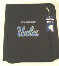C.R. Gibson 3-Ring Zipper Binder UCLA Portfolio Ring Binder New
