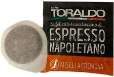150 Cialde Carta ESE 44 mm Caffè Toraldo miscela CREMOSO