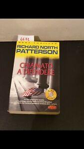 Chiamato a difendere di Richard North patterson ATT tascabile