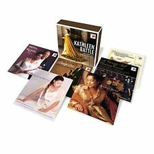 KATHLEEN BATTLE: THE COMPLETE SONY RECORDINGS NEW CD