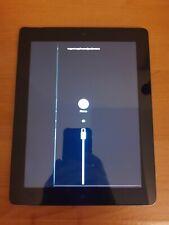 Apple iPad 4th Gen. 16GB, Wi-Fi + Cellular (Unlocked), 9.7in - Black