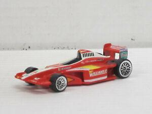 Williams Rennwagen Formel 1 in rot Nr.6, ohne OVP, Hot Wheels, ca. 1:64