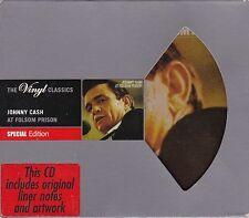 Johnny Cash At Folsom Prison Special Edition **2005 Australian CD Album**