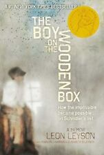 The Boy on the Wooden Box: How the Impossible Became Possible . . . on Schindler