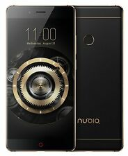 Nubia Z11 (Black Gold) 6 GB RAM | 64 GB ROM | 16 MP | Hybrid SIM Slot