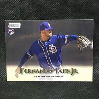 2019 Topps Stadium Club FERNANDO TATIS JR RC San Diego Padres Rookie #88