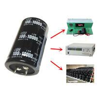 10 Elko Kondensator radial Jamicon TK 100uF 63V 105°C 073406