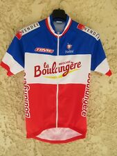 Maillot BRIOCHES LA BOULANGERE porté par Didier ROUS Champion 2004 shirt trikot