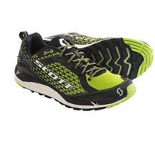 New SCOTT T2 Kinabalu HS Trail Running Shoes  Black/Green US 11.5 MSRP $140