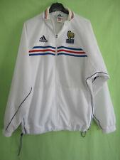 Veste Equipe France 1998 Adidas Vintage Jacket Homme Football - 162 / S