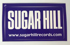 "Sugar Hill Records ""Our Roots Run Deep"" Promotional Sticker"