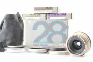 [MINT in Box] CONTAX Carl Zeiss Biogon 28mm f/2.8 T Lens G1 G2 From Japan