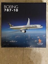 1/400 Boeing 787-10 Singapore Airlines Dreamliner
