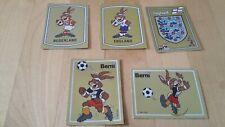 PANINI Sticker EM 1988 EURO 88  1 sticker aussuchen , choose  1. Wappen bernis
