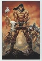 Conan The Barbarian 1 Marvel 2019 NM- J Scott Campbell Virgin Variant X-Men