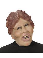 Latex Maske Margaret Karneval lustiger Mann Fasching