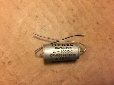 NOS Vintage Sprague Hyrel .1 uf 300v PIO Tube Tone Capacitor Vitamin Q (Qty Av)