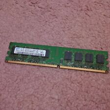 Samsung 1 GB 1Rx8 PC2 - 5300U - 555 - 12-E3 Escritorio RAM