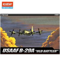 Academy #12517 Old Battler USAAF B-29A Plastic Model Assemble Kit 1/72 Home