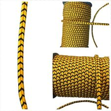 Collar Braid Cord Gold With Black Lining Width 5 Mm ( per Metre)