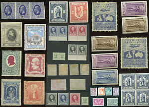 1864-1955 CINDERELLAS ADVERTISING FUND and POSTER STAMPS ...EACH PRICED