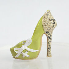 "Sherry Fashion 17"" Tonner DeeAnna Denton/18' Old Vinyl EG Pumps/Shoes(28-DS-27"