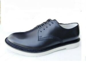 GUCCI Lace Up Blue Oxfords. Size 10 ( Around 10/5 US) AUTHENTIC  281937