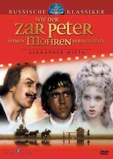 Russische Klassiker - Wie der Zar Peter seinen Mohren verheiratete (DVD) Neu