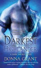 Darkest Highlander: A Dark Sword Novel