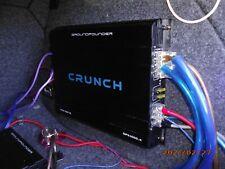 Crunch GPX-1000.4 - 4-Kanal Verstärker / Endstufe - Car Hi-Fi - Auto Hifi