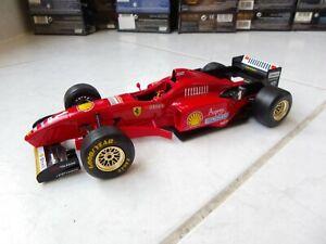 Ferrari F310 Michael Schumacher #1 1996 1/24 Bburago Burago F1 Formula 1