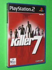 Killer7 - PlayStation 2 Game - Australian PAL Version