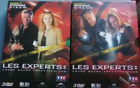 LES EXPERTS - SAISON 3 - 2 COFFRETS - 6 DVD
