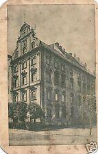8548/Photo AK, pamiatki Polskie W prusach wschodnich, Liceum Hosianum, 1933