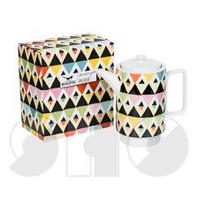 Teapot  VIVA vegan Geometric illustrations range, in matching GIFT BOX by Magpie