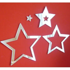 Star Infinity Acrylic Mirror (Several Sizes Available)