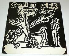 Soviet Sex - Happy end   DUTCH VINYL LP