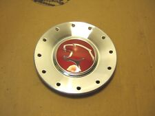 NOS MERCURY COUGAR WHEEL COVER CENTER CAP RED COUGAR 2002