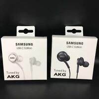 AKG USB-C In Ear Kopfhörer Stereo Ohrhörer Für Samsung  Galaxy S20 FE SM-G780F
